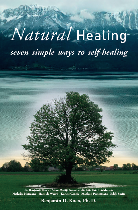 New Book!  Natural Healing: seven simple ways to self-healing